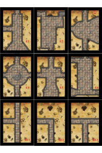 room cards for FOUR AGAINST DARKNESS PDF