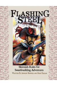 Flashing Steel Skirmish Rules (PDF)