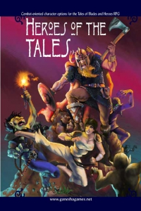 Heroes of the Tales pdf
