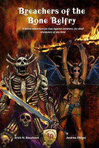 Breachers of the Bone Belfry PDF - adventure for 4AD