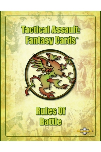 Tactical Assault Fantasy Cards (pdf)