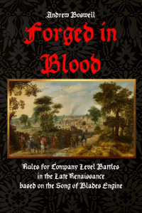 Forged in Blood PDF