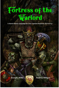 Fortress of the Warlord PDF (English)