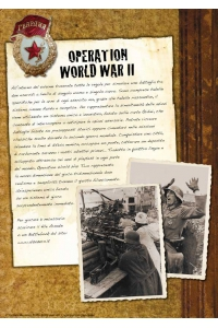 Operation World War Two PDF (Italian language)