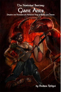 The Norindaal Bestiary - Giant Ants PDF