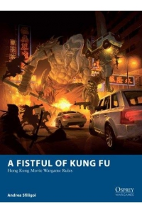 A Fistful of Kung Fu - Signed copy
