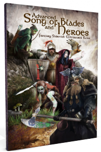 Advanced Song of Blades and Heroes PDF