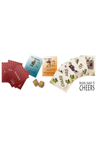 Blood Sweat and Cheers - gioco di carte, in PDF